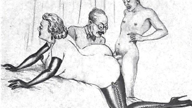 in Dreier historische sexfilme anal ficken
